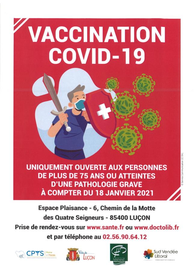 COVID-19  Campagne de Vaccination