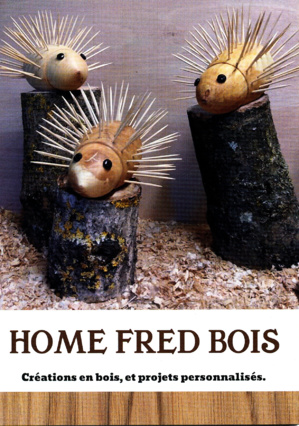 HOME FRED BOIS