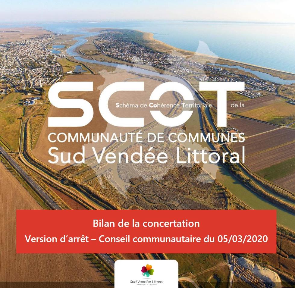 COMMUNAUTE DE COMMUNES  - LES DOCUMENTS D'ARRÊT DU SCOT SONT DISPONIBLES