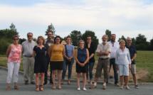 Le nouveau Conseil municipal visite les infrastructures communales !