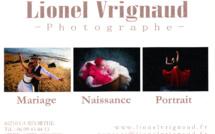 Lionel VRIGNAUD, Photographe